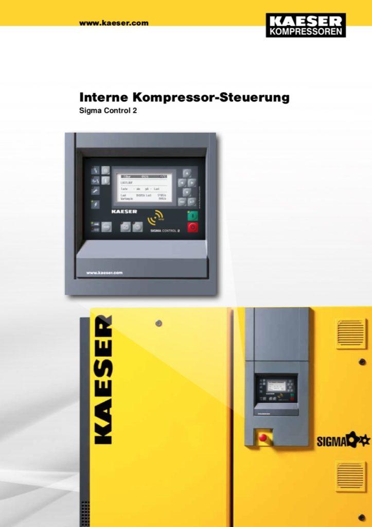 KAESER nterne Kompressor-Steuerung