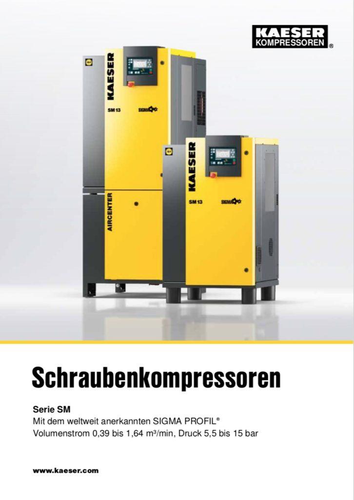 KAESER Schraubenkompressor Serie S 2018