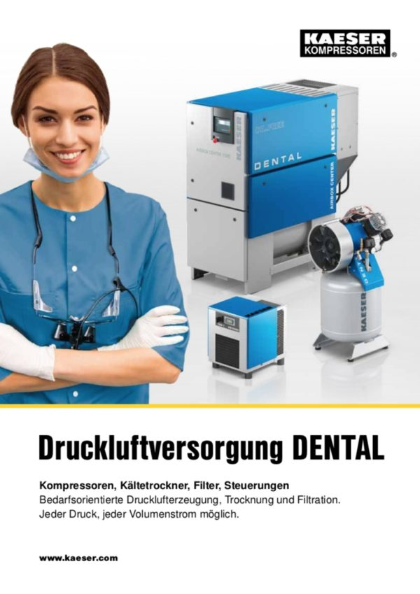 KAESER Druckluftversorgung Dental