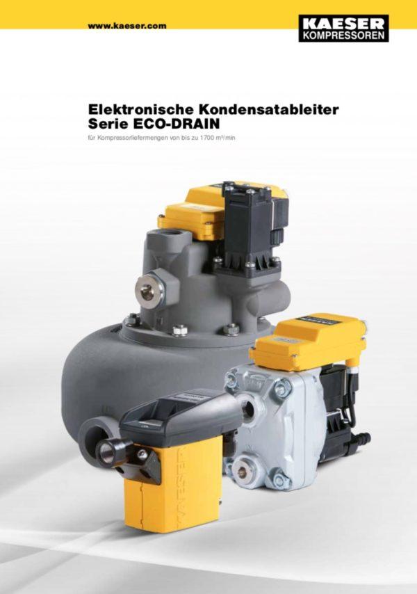 KAESER Elektronische Kondensatableiter
