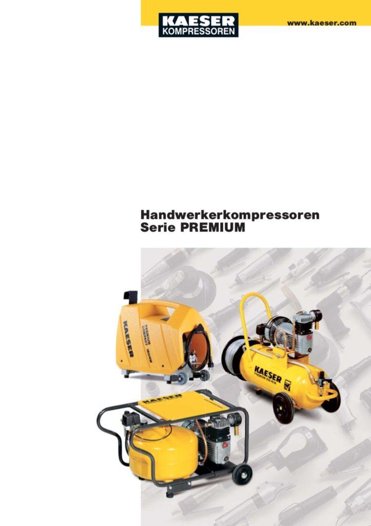 KAESER Kolbenkompressor Serie PREMIUM
