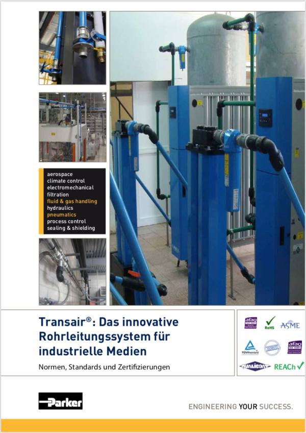 Rohrleitungssysteme für industrielle Medien
