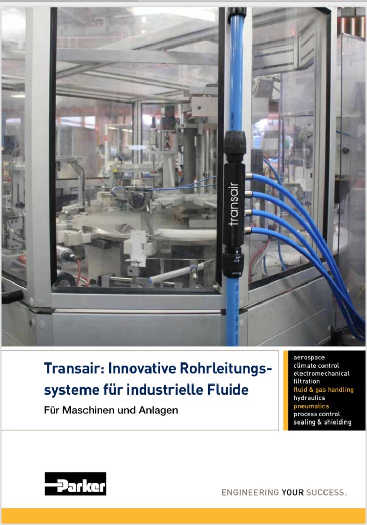 Rohrleitungssysteme für industrielle Fluide