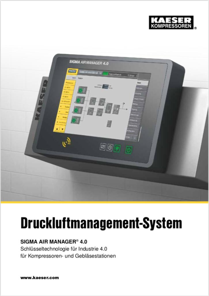 Druckluftmanaggement System